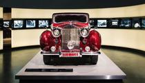 Rolls-Royce Phantom IV al lui Ion Tiriac