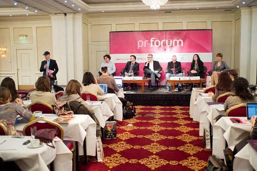 PR Forum 2012