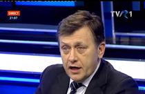Crin Antonescu la TVR 1