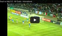 Brazilia vs Italia