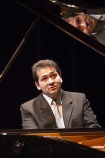 Pianistul Ferenc vizi