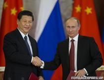 Xi si Putin