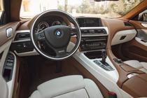 Interior BMW Seria 6 Gran Coupe
