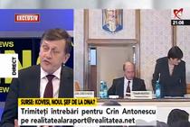 Crin Antonescu la Realitatea TV