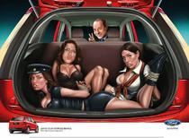 Ford, criticata in India din cauza unor reclame controversate