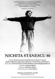 Afis 'Nichita-80'