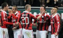 AC Milan, inca o victorie in Serie A