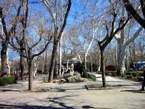 In parcul Cismigiu