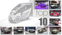 Top 10 concepte Geneva 2013