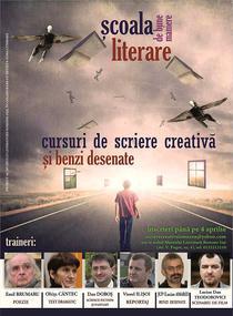 Cursuri de scriere creativa la MLR