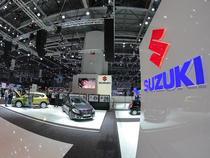 Standul Suzuki la Geneva 2013