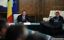 Victor Ponta si Radu Stroe