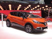 Renault Captur la Geneva 2013