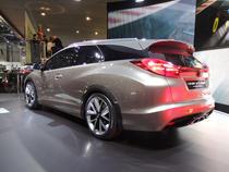 Honda Civic Tourer Concept la Geneva 2013
