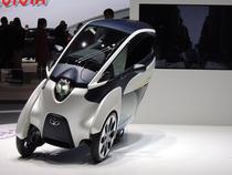 Toyota i-ROAD Concept la Geneva 2013