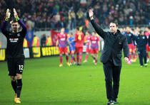 Steaua, tot mai departe de Champions League
