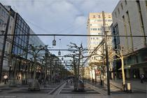 Bulevardul Zeil, Frankfurt - zona pietonala