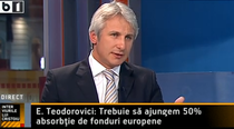 Eugen Teodorovici la B1 TV