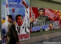 Afise ce promit pedepsirea SUA si a Coreei de Sud (Phenian)
