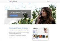 Google Nas, indexatorul de mirosuri