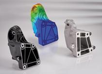 Suport motor BASF din plastic pentru Mercedes-Benz Clasa GL