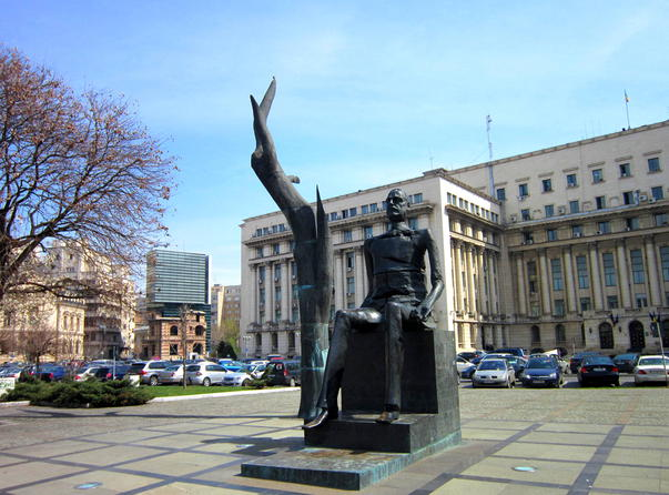 Monumentul lui Iuliu Maniu