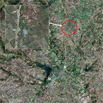 Locul exploziei din Waco Texas