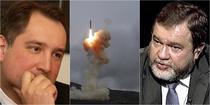 Rogozin, un interceptor SM-3 si Malghinov