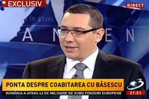 """Victor Ponta la """"Sinteza Zilei"""""""