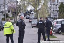Boston, in stare de alerta. Politisti pe strazile din Watertown