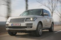 Test Drive cu noul Range Rover