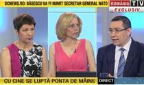 Ponta la Romania TV
