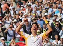 Novak Djokovic castiga turneul de la Monte Carlo