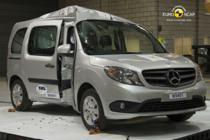 Mercedes-Benz Citan la Euro NCAP