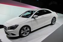 "Mercedes CLA ""made in"" Ungaria"