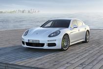 Porsche Panamera S E-Hybrid 2013