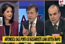 Antonescu la Realitatea TV
