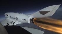 Zbor de testare a motorului SpaceShipTwo