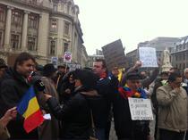 FOTOGALERIE Protest gaze de sist_Piata Universitatii