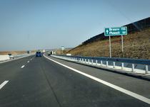 Autostrada Comarnic-Brasov, un proiect care bate pasul pe loc