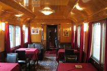 Click aici pentru FOTOGALERIE cu trenul regal