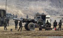Militari sud-coreeni, langa Paju (5 aprilie)