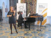 Violonista Simina Croitoru