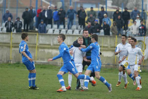 Viitorul fotbalului romanesc