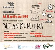 Joia linguritelor: seria de autor Milan Kundera