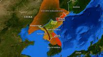 Pozitionarea geografica a Coreei de Nord