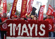 Manifestatii violente la Istanbul, de 1 mai