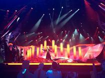 Cezar la prima repetitie Eurovision 2013