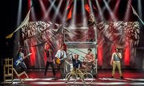 Spectacole de circ la Festivalul International de Teatru Sibiu