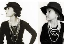 Coco Chanel/Emma Moore